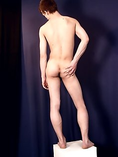 A hot euro lad but suprisingly hes cut